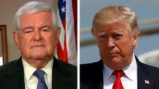 Newt Gingrich: Trump