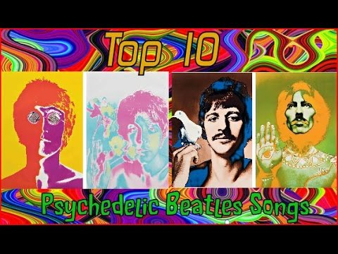 The Beatles and drugs