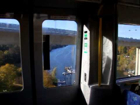 Stockholm Metro, Gullmarsplan - Skanstull