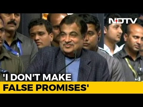 "For Leaders Who ""Spin Dreams"", Nitin Gadkari's Wake-Up Call"