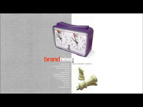 "Brand New - ""Your Favorite Weapon"""