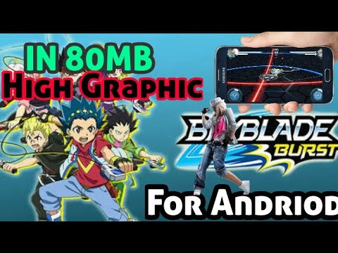 (80MB) How To Download BeyBlade Game PPSSPP || Highly Compressed|| High Graphic For Android||