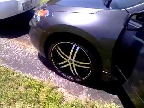 2013 Nissan Altima on 22s | Doovi