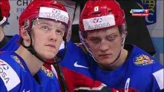 IIHF World Juniors Final 2016, Россия U20 - Финляндия U20, 3-4 (O)