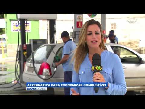 """Band Cidade - """"Alternativa para economizar combustível"""""""