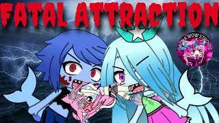 Sharkboy&Sharkgirl's Fatal Attraction|GACHA LIFE Gachaverse Original Mini Movie Love Story|GLMM