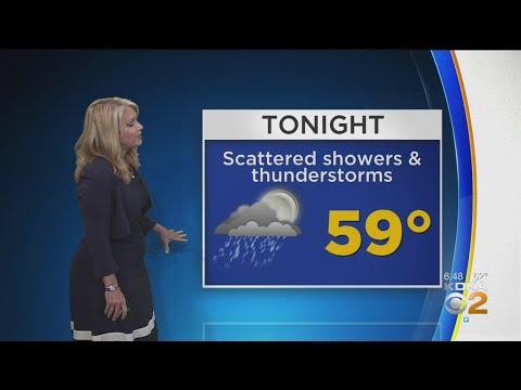 KDKA-TV Weekend Forecast (4/7)