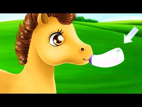 Play Princess Horse Club 3 Kids Games - Fun Magical Horses Makeover, Prepare Royal Wedding Day