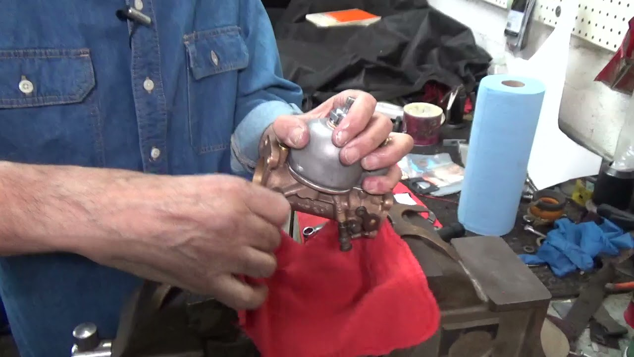 Step 9  Finishing the Harley Panhead Linkert Carburetor