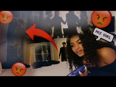 KISSING YOUR GIRL PRANK ON CEYNOLIMIT! 😘 HE PULLED OUT THE STRAP! 😱