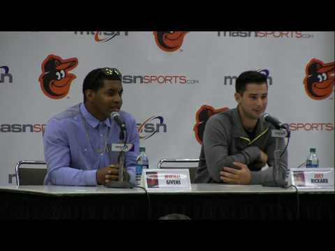 Best of the Orioles Kid Press Conferences
