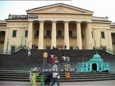 7 Wonders Of India: Hazarduari Palace