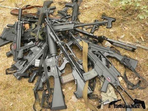 Скачать снайперской винтовке топ 10 винтовки мира