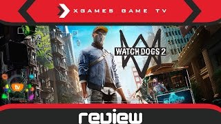 ОБЗОР Watch Dogs 2 (Review)