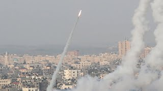 Hamas fires rockets into Israel after clashes near Jerusalem religious site