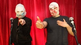 Comedy Lounge - Rubber Bandits on BBC Radio 1 - CONTAINS STRONG LANGUAGE