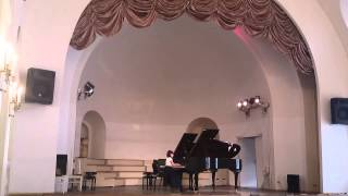 "III Международный конкурс пианистов ""Бартоломео Кристофори. Исп. Лилит Мартиросян"