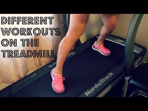Fun Workouts on the Treadmill