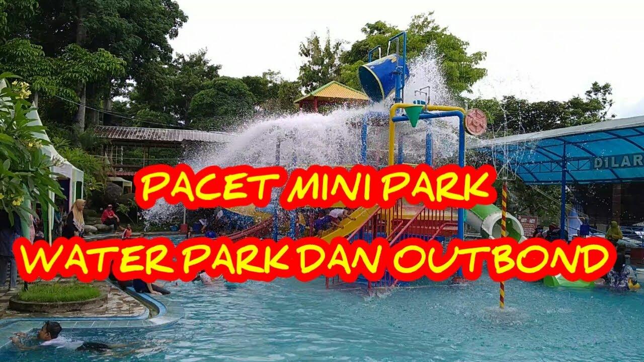Wisata Pacet Mini Park Mojokerto 2020 - YouTube