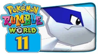 Pokémon Rumble World - Part 11: Silver Balloon and Battle Royale 3!