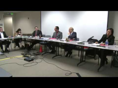 Acupuncture Board of California Education Committee Meeting