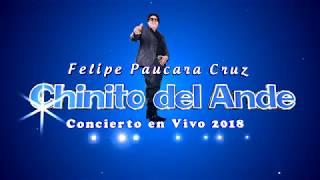 CHINITO DEL ANDE 2018 - VETE YA ( Concierto en Vivo Tacna )