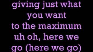 Dirrty - lyrics on screen - Christina Aguilera