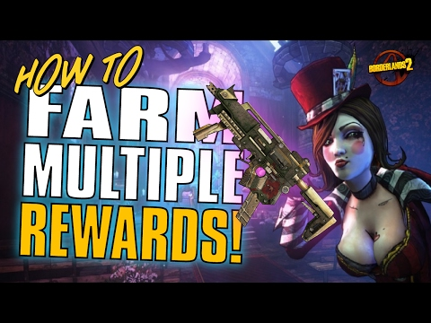 Borderlands 2 | Get Multiple Quest Rewards - SOLO!!