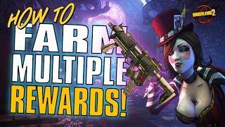 Borderlands 2 | Get Multiple Quest Rewards - SOLO!!