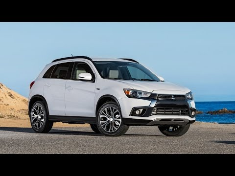 2016 mitsubishi outlander sport review rendered price. Black Bedroom Furniture Sets. Home Design Ideas