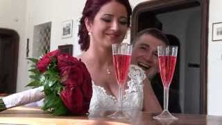 Raul & Geta videoclip nunta
