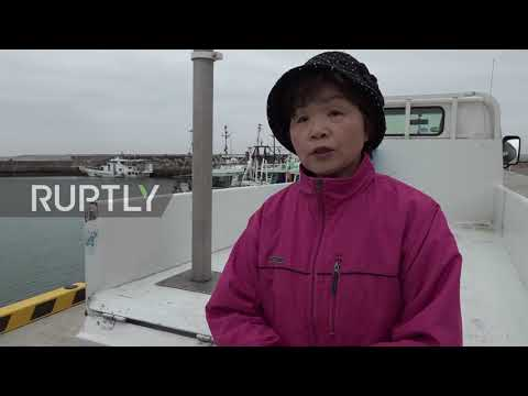 Japan: Fisherman return to sea seven years after Fukushima