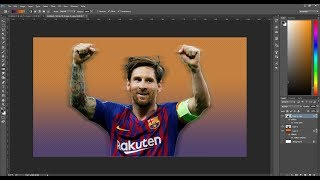 How To Do Player/Person Cut-outs on Photoshop