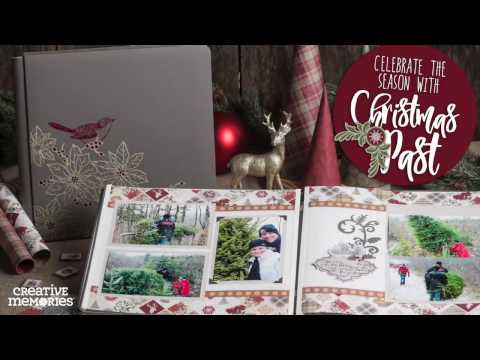 Christmas Past Scrapbook Collection by Creative Memories