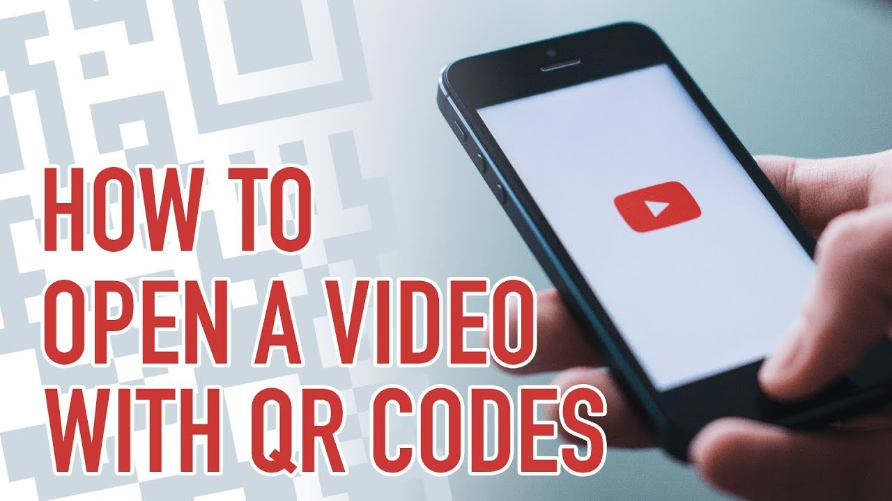 How To Make A Qr Code Automatically Open A Youtube Video On Mobile