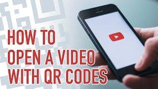 Wie Zu Öffnen, ein YouTube-Video mit QR-Codes Automatisch (2018)