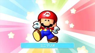 ミニマリオ&フレンズ amiiboチャレンジ プレイリストhttps://www.youtu...