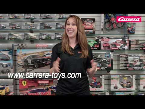 A Look At Carrera FIRST Slot Cars