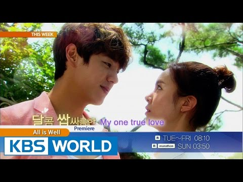 [This Week] KBS World TV Highlights - Drama (2015.09.14 – 09.20)