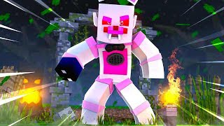 Funtime Freddy Becomes A Vampire! Minecraft FNAF Roleplay