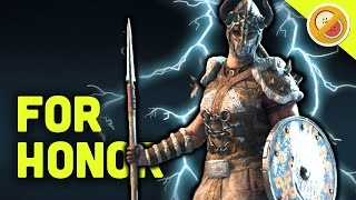 VALKYRIE VS. THE WORLD! - For Honor Gameplay