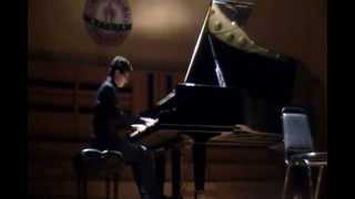 Adan Gonzalez plays Chopin Waltz in E minor Op posth