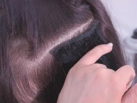 How to remove hair extension glue youtube pmusecretfo Gallery