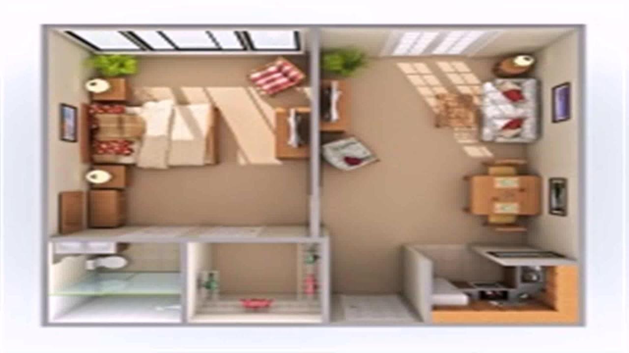 Floor Plan 600 Sq Ft