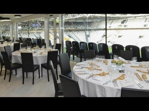 Legends Club, la perla dello Juventus Stadium - Legends Club, the jewel in Juventus Stadium's crown