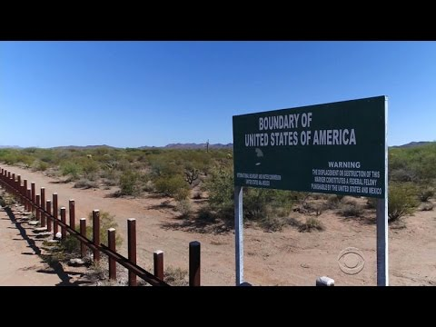 Native American tribe fights Trump's border wall