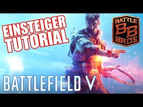 Battlefield 5 Quickstart Guide: Alles, was Du als Newbie wissen musst! [Einsteiger-Tutorial]