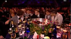 ONE DIRECTION at BRIT AWARDS 2012