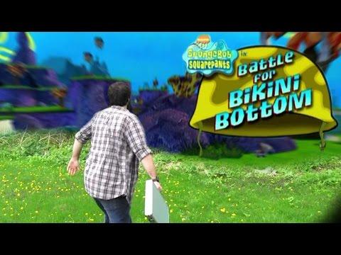 SpongeBob SquarePants: Battle for Bikini Bottom - LambHoot
