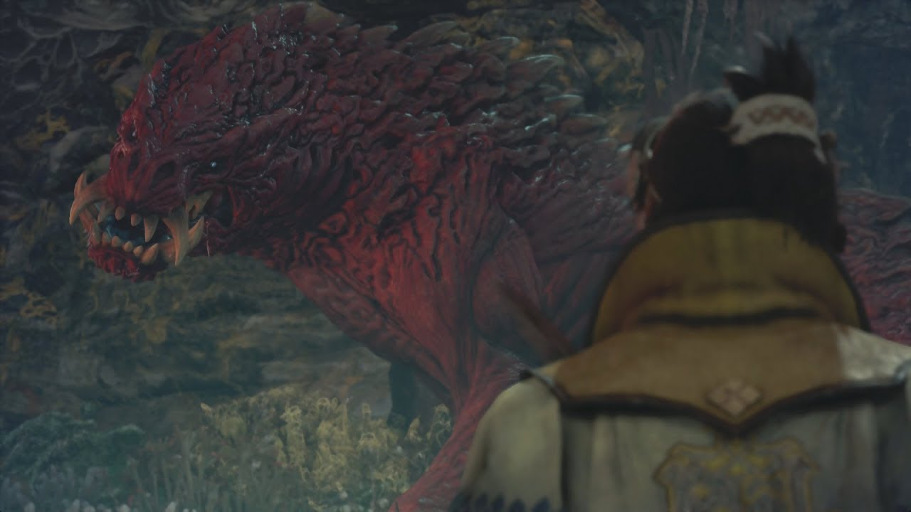 【MHW】 任務 瘴気の谷探索(2) 古龍の痕跡探し - YouTube